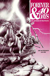 Forever & Forty Days, the Genesis of Phantacea