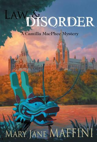 Law & Disorder by Mary Jane Maffini