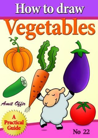 How to Draw Vegetables (how to draw comics and cartoon characters)