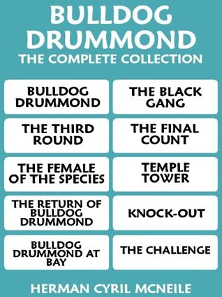 Bulldog Drummond The Complete Collection