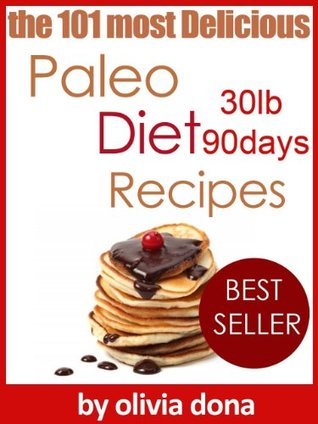 Paleo Diet -101 most delicious & Effective paleo diet recipes for people who love to eat and lose weight (Paleo Cookbook collection books)