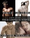 Four Series Collection: The Escort, Touch, Control, Allure