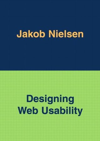 Designing Web Usability by Jakob Nielsen