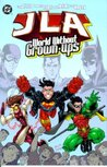 JLA: World Without Grown-Ups (Grownups)