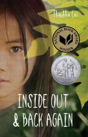 Inside Out & Back Again by Thanhha Lai — Reviews, Discussion ...