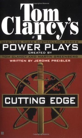 Cutting Edge by Jerome Preisler