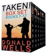 Taken! Box Set - Books 7-12
