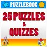 Puzzle Books: 25 Puzzle Games and Quizzes The Interactive Colour Puzzle Book Game