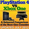 PlayStation 4 vs Xbox One: A Balanced Comparison of the Next-Gen Consoles (Updated July 2013)