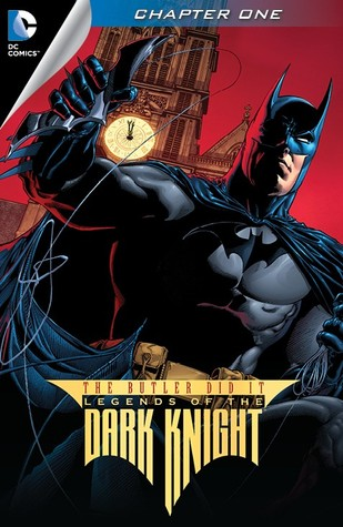 Legends of the Dark Knight #1 (Batman: Legends of the Dark Knight (digital-first) #1)