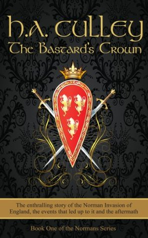 The Bastard's Crown (The Normans #1)