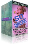 So Wrong 2: The Ultimate Taboo Box Set