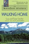 Barefoot Sisters Walking Home by Lucy Letcher