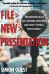 File > New > Presentation: Presentation Skills for Software Developers and Other Technical Professionals