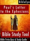 Paul's Letter to the Ephesians (BibleEye Bible Trivia Quizzes & Study Guides)