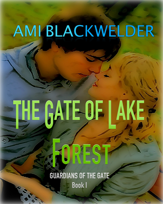 The Gate of Lake Forest by Ami Blackwelder