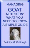 Managing Goat Nutrition What You Need To Know A Simple Guide (Goat Knowledge)