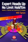 Expert Heads Up No Limit Hold'em, Volume1: Optimal and Exploitative Strategies