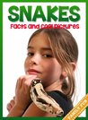 Snake Facts and Cool Pictures. Animal Photo Books for Kids.