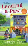 Lending a Paw (A Bookmobile Cat Mystery #1)