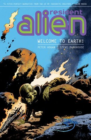 Resident Alien Volume 1: Welcome to Earth