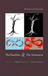 The Parables & the Sentences (Cistercian Fathers Series)