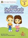 Meet the Sight Words Level 3 Easy Reader Books (set of 12 books) (Meet the Sight Words Easy Reader Books)
