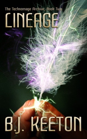 Lineage (The Technomage Archive, Book 2)
