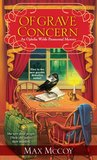 Of Grave Concern (An Ophelia Wylde Paranormal Mystery)
