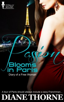 Passion Blooms in Paris (Diary of a Free Woman #2)