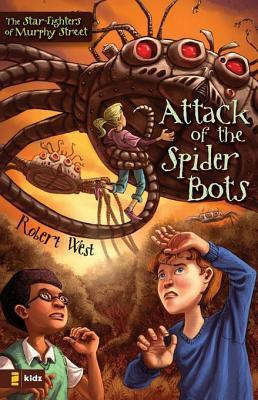 Attack of the Spider Bots: Episode II