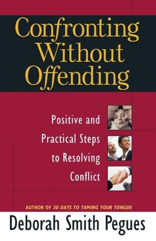 Confronting Without Offending