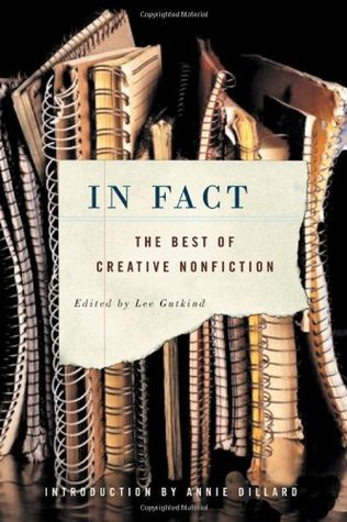 In Fact by Lee Gutkind