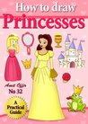 How to Draw Princesses (Educational Girl Games Online) (how to draw comics and cartoon characters)