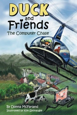 Duck and Friends: The Computer Chase