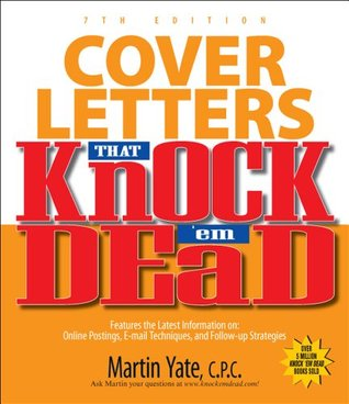 Cover Letters That Knock'em Dead 7th Edition