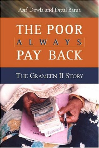 The Poor Always Pay Back by Asif Dowla