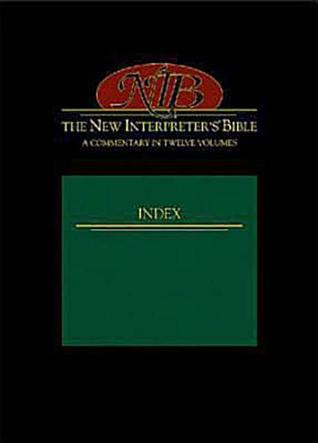 New Interpreter's Bible Index by Leander E. Keck