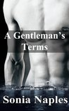 A Gentleman's Terms (Rough and Reluctant Gay BDSM Sex)