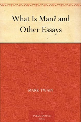man and other essay Browse and read the nature of man and other essays the nature of man and other essays when writing can change your life, when writing can enrich you by offering much.
