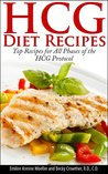 HCG Diet Recipes: Top Recipes for All Phases of the HCG Diet