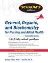 Schaums Outline of General, Organic, and Biochemistry for Nursing and Allied Health, Second Edition (Schaum's Outline Series)