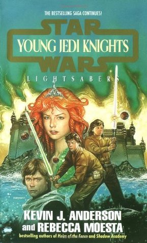 Lightsabers by Kevin J. Anderson