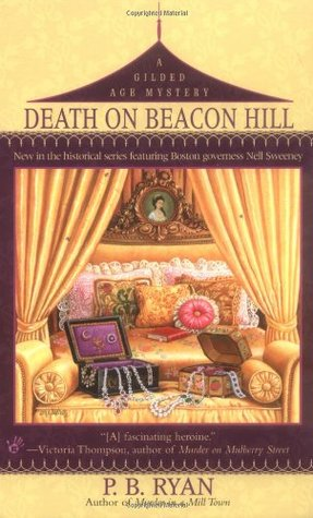 Death on Beacon Hill (Nell Sweeney Mysteries #3)