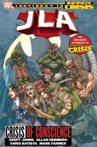 JLA, Vol. 18 by Geoff Johns