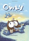 Owly, Vol. 2: Just a Little Blue (Owly, #2)