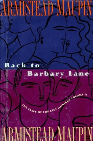 Back to Barbary Lane by Armistead Maupin