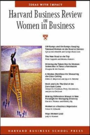 Harvard Business Review on Women in Business by Harvard Business Review