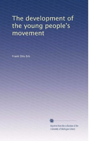 The development of the young people's movement