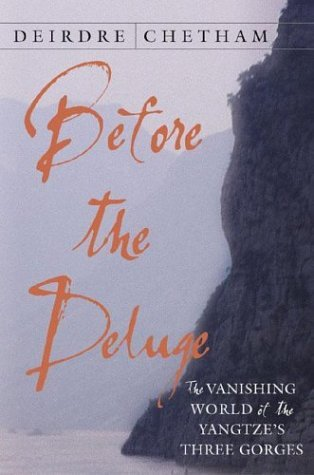 Before the Deluge by Deirdre Chetham